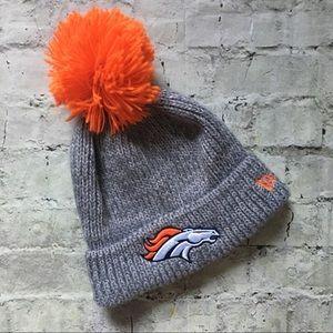 NEW Denver Broncos Winter Hat!